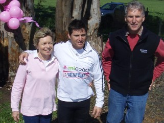 """Thats What I'm Walkin' About"" Breast Cancer Network of Australia 2010"